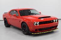 124 950  2018 Dodge Challenger SRT Demon