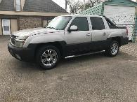 6 995  2004 Chevrolet AVALANCHE 1500  Wont last long