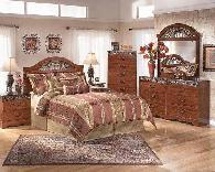 1 000  Fairbrooks Estate Luxury Bedroom Set - Ashley Furniture