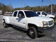 2004 Chevrolet Silverado 3500 LS Vortec Dually  Strong Truck