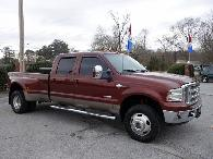 2006 Ford F-350 King Ranch  Clean 4x4 Diesel Dually