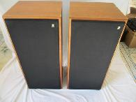 500  Teledyne Acoustic Research Connoisseur 50T Tower Speakers and receiver