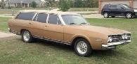 11 995  1968 Mercury Montego MX Wagon