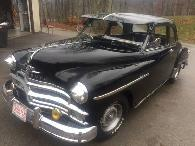 14 995  1950 Plymouth Coupe