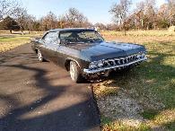 17 495  1965 Chevrolet Impala SS