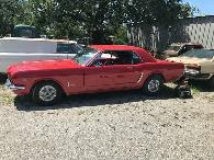 21 495  1965 Ford Mustang