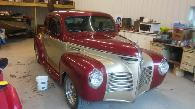 35 495  1940 Plymouth Coupe Street Rod