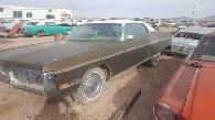 4 495  1972 Plymouth Fury Gran Coupe