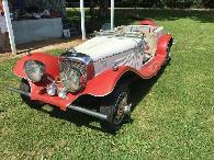5 794  1937 Jaguar SS100 Convertible