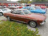 5 995  1966 Chevrolet Corvair