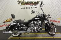 14 999  2015 Indian Motorcycle Chief Classic Thunder Black