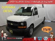 26 000  2011 Chevrolet Express 3500 3D Extended Cargo Van -  26 000 - 85875538