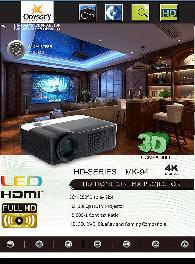 3 900  Odyssey Cinema Concepts MK-94 Home Theater Projector