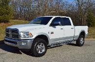 27 995  2012 Ram 2500 6 7L Cummins Diesel 4x4 Laramie NAV