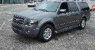 12 995  2009 Ford Expedition EL Limited 4x4