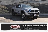 35 441  2018 Toyota Tacoma TRD Off Road V6 Truck Double Cab