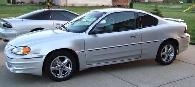 995  2002 Pontiac Grand Am SE Coupe