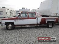3 995  1987 Chevrolet Silverado 33 DRW