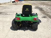 5 750  2006 John Deere X724 4854-Inch Ultimatetrade Tractor