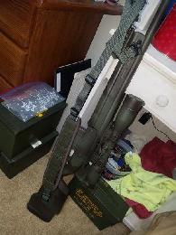 600  Remington 700 SPS Varmint 308