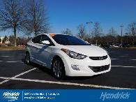 6 741  2012 Hyundai Elantra Limited