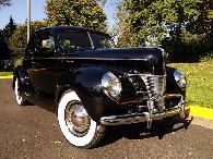 49 900  1940 Ford 2 door Business Coupe  Ready to test drive