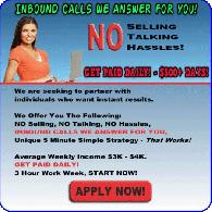 Inbound Calls We Close  Join FREE   500 Plus Days