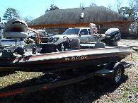 1 650  1989 18ft Shadow bass boat  1989 Pro V Yamaha 150