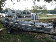 1 600  1989 1652 Flat bottom 2004 4hp Yamaha with trailer