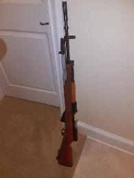 600  SKS Yugo - Unfired