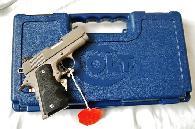COLT 1911 Defender  45 Stainless Pistol  SW Gunsmoke  38 Rev  Colt Series 70 1911 WC Commander  45