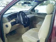 650  Ford Windstar XL Minivan 1998 Extended Van Passenger