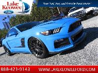 58 998  2017 Ford Mustang GT Premium with Roush Stage 3 Package