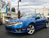 7 990  2011 Ford Fusion Sport -- Financing Available