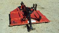 Well built 3pt 5 Kodiak brush hog mower w slip clutch