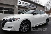 24 995  Stop By and Test Drive This 2016 Nissan Maxima with only 27 469 Miles