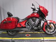 2013 Victory Motorcycles Cross Country Sunset Red