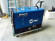 1 500  Like new 2016 Miller Bobcat Welder 250 EFI Welder  Generator 100leads-2 Hours -  1500