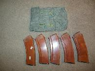 WTTWTS Vintage AK 47 Drums  New steel 30 rd 7 62x39   Circle 10  21 mags  Shot Guns  New AK 47