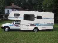 1 000  1993 Toyota Motor Home Winnebago Warrior RV