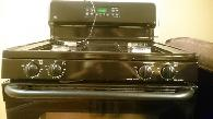 100  Gas Stove  Over Range Microwave