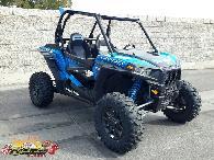 13 999  2015 Polaris RZR XP 1000 EPS Voodoo Blue