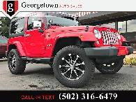 31 984  2016 Jeep Wrangler Sahara