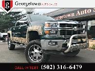 34 984  2014 Chevrolet Silverado 1500 1LT ALC Z92 Ducks Unlimited Pkg