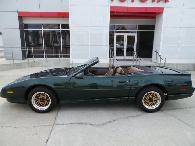 11 500  1992 Pontiac Firebird Trans Am