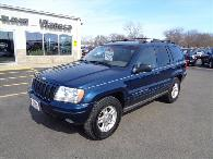 2 500  1999 Jeep Grand Cherokee Limited  Stock 74125B