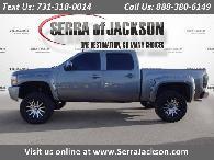 13 922  2008 Chevrolet Silverado 1500 Lift Truck Conversion