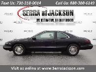 4 411  1995 Lincoln Mark VIII Base