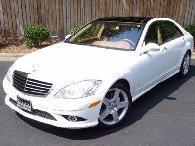 10 500  2007 Mercedes Benz s550 OBO  10 5k