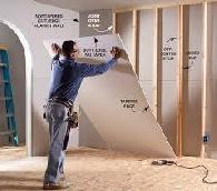 Drywall Technician  tapingfinishing exp  preferred